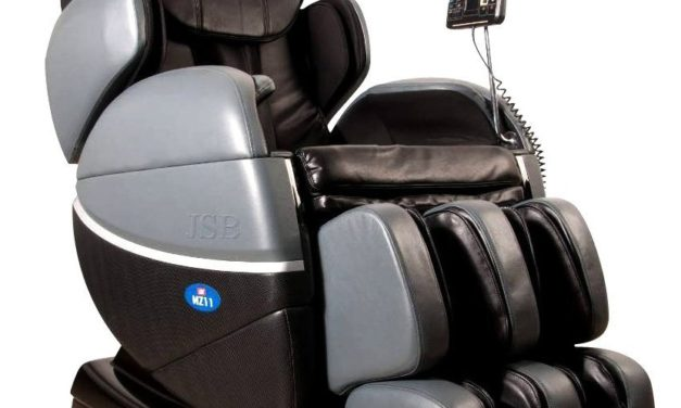 10 Best Massage Chairs To Buy In India