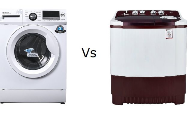 Front Loading Vs. Top Loading Washing Machines