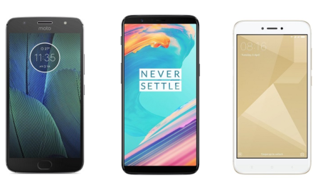 New Smartphones Launched In India In 2018